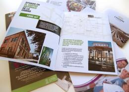 Impresión offset: folletos, trípticos, carteles, largas tiradas.